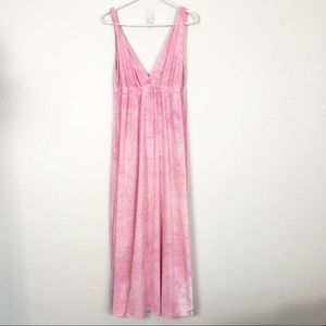 Gypsy 05 Maxi Organic Cotton Twist Dress sz M